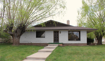 Single Family Home Sold: 45 W 100 S