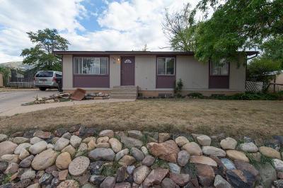 Cedar City Single Family Home For Sale: 1047 Bulloch Cir