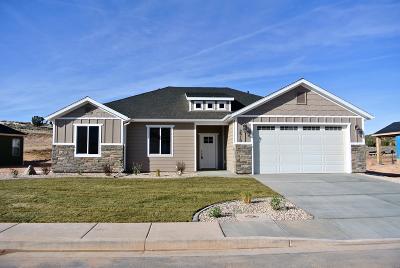 Cedar City Single Family Home For Sale: 2910 W Taba Dr