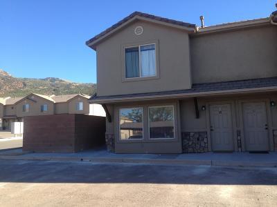 Cedar City Condo/Townhouse For Sale: 920 S 25 E