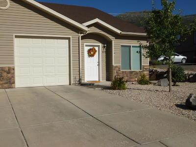 Cedar City Single Family Home For Sale: 887 S 170 W
