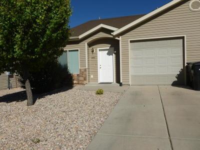 Cedar City Single Family Home For Sale: 885 S 170 W