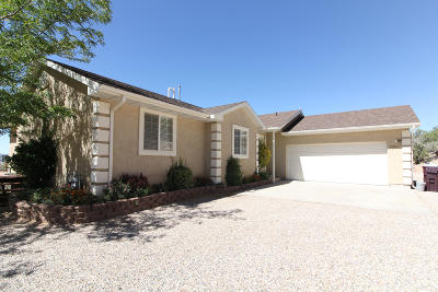 Cedar City Single Family Home For Sale: 1726 S Panorama Dr