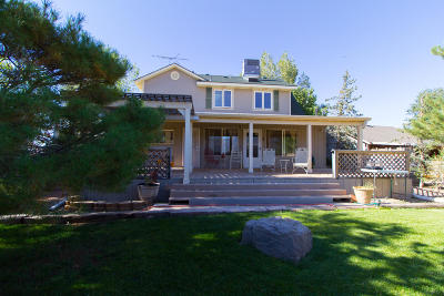 Cedar City Single Family Home For Sale: 1577 S 4700 W