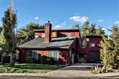 Cedar City Single Family Home For Sale: 396 W Pinecone Drive