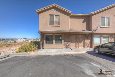 Cedar City Condo/Townhouse For Sale: 920 S 25 E