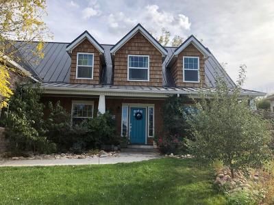 Cedar City Single Family Home For Sale: 279 W 1650 N