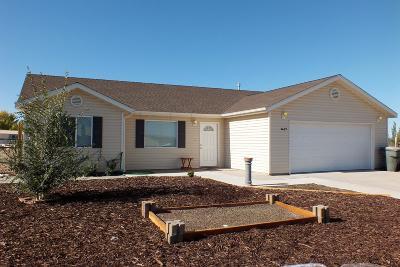 Enoch Single Family Home For Sale: 4417 N Millard Ln