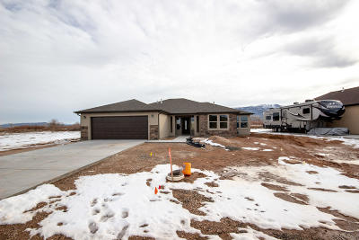 Cedar City UT Single Family Home For Sale: $269,900