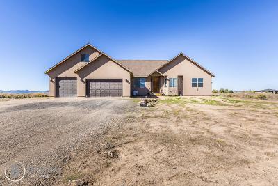 Cedar City Single Family Home For Sale: 5461 N 3100 W