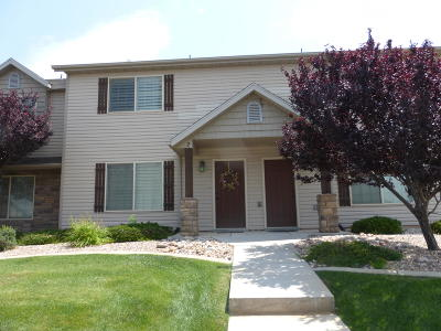 Cedar City Condo/Townhouse For Sale: 370 W 1425 N
