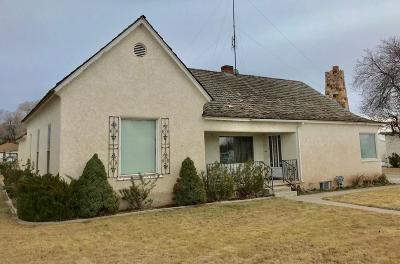 Beaver Single Family Home For Sale: 590 N 200 East St
