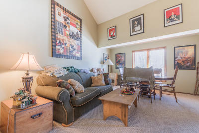 Brian Head Condo/Townhouse For Sale: 117 E Steam Engine #11b