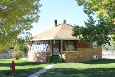 Parowan Single Family Home For Sale: 206 W 400 N