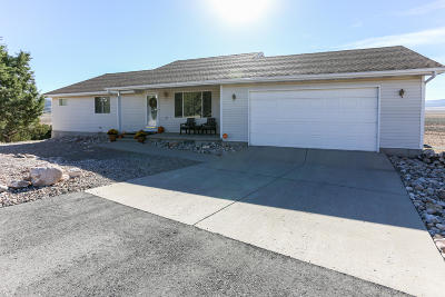 Cedar City Single Family Home For Sale: 1842 S Panorama Dr