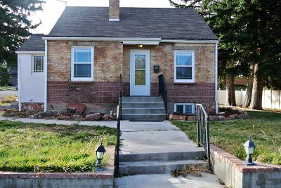 Cedar City UT Single Family Home For Sale: $204,900