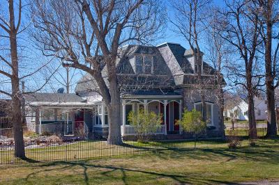 Beaver, Minersville, Milford Single Family Home For Sale: 195 N 200 East