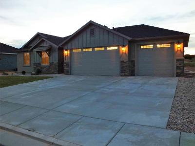 Cedar City Single Family Home For Sale: 2868 W Taba Dr