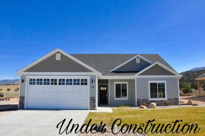 Cedar City UT Single Family Home For Sale: $252,900