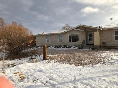 Cedar City Single Family Home For Sale: 3323 S 5225 W