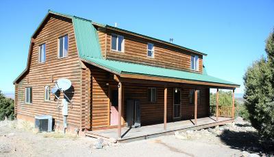 Cedar City Single Family Home For Sale: 2571 E 4600 N