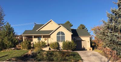 Cedar City Single Family Home For Sale: 108 S 1400 W