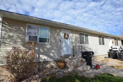 Cedar City Multi Family Home For Sale: 5&7 E Sunset E