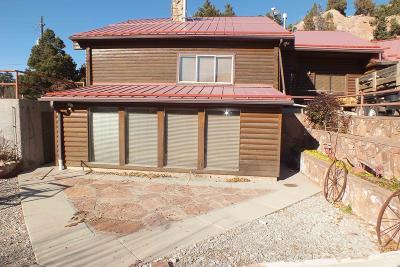 Cedar City Single Family Home For Sale: 3243 E Highway 14