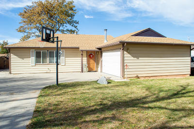 Cedar City Single Family Home Accepting Backup Offers: 329 N 1400 W