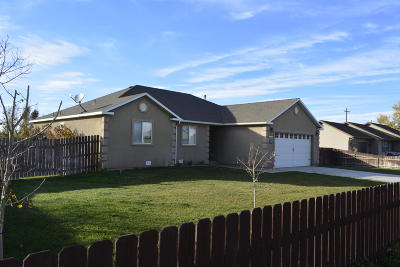 Cedar City Single Family Home Accepting Backup Offers: 4773 N Pearly Ln N