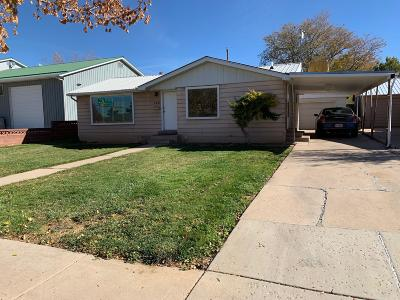 Cedar City Single Family Home For Sale: 130 N 1225 W