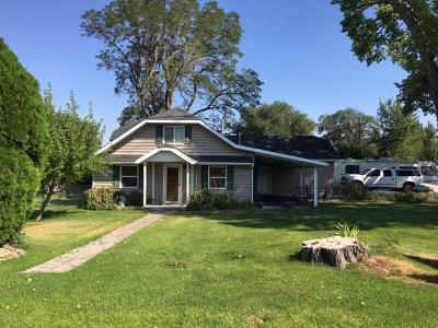 Beaver, Minersville, Milford Single Family Home For Sale: 189 E 100 South