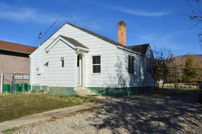 Cedar City Single Family Home For Sale: 338 N 200 W