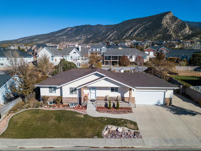 Cedar City UT Single Family Home For Sale: $315,000