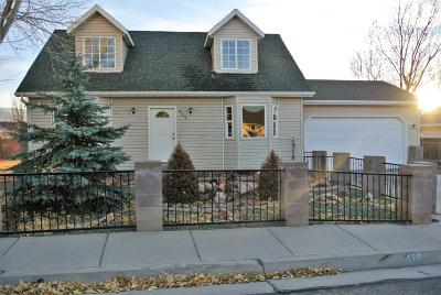 Cedar City Single Family Home For Sale: 429 W 1600 N