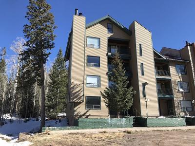 Brian Head Condo/Townhouse For Sale: 651 S Snowflake