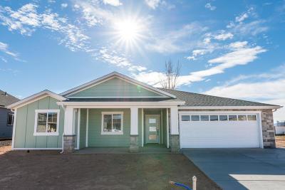 Cedar City Single Family Home For Sale: 1885 W 4700 N