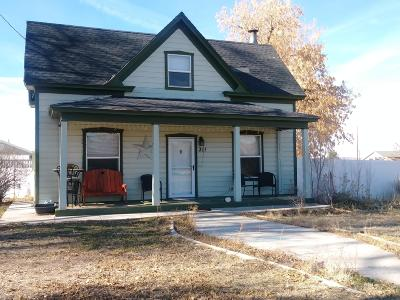 Parowan Single Family Home For Sale: 311 N 500 W