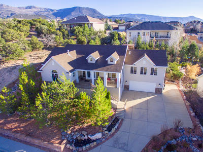 Cedar City Single Family Home For Sale: 2423 W Nature View Dr
