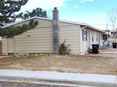 Cedar City UT Multi Family Home For Sale: $183,000