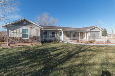 Enoch Single Family Home Accepting Backup Offers: 3545 N Covered Wagon Dr