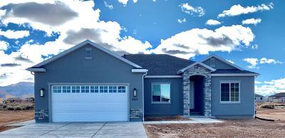 Cedar City Single Family Home For Sale: 2203 Secretariat Way