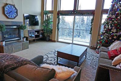 Brian Head Condo/Townhouse For Sale: 74 W Ridge View #ac1