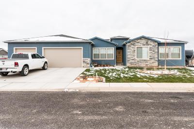 Cedar City Single Family Home For Sale: 1811 N 3400 W