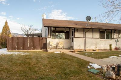 Cedar City UT Condo/Townhouse For Sale: $210,000