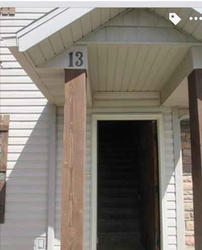 Cedar City UT Condo/Townhouse For Sale: $154,900