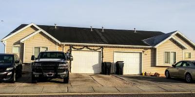 Cedar City UT Multi Family Home For Sale: $280,000