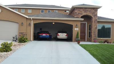 Cedar City UT Single Family Home For Sale: $237,500