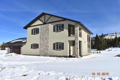 Brian Head Single Family Home For Sale: 691 E 50 S