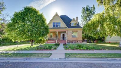 Cedar City Single Family Home For Sale: 170 N 400 W